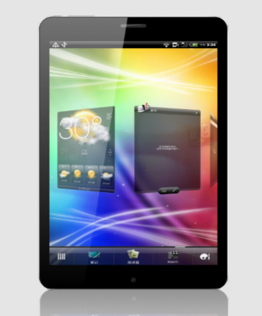Tablet Szenio IPS 7850